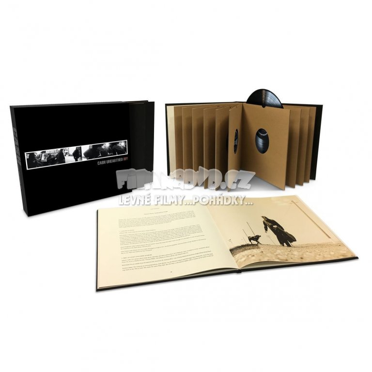 Cash Johnny: Unearthed Box Set (9LP)
