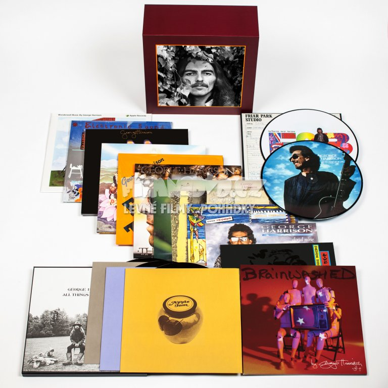 Harrison George: The Vinyl Collection BOX (18LP)