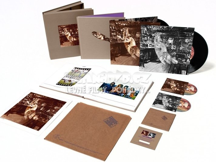 Led Zeppelin: In Through The Out Door (2CD+2LP) Remastered 2014